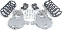 "2015-2020 Chevy Tahoe 2wd (With Autoride) 2/4"" Lowering Kit - MaxTrac KS331624A"