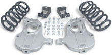 "2015-2020 GMC Yukon 2wd (With Autoride) 2/4"" Lowering Kit - MaxTrac KS331624"