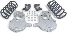 "2015-2020 Cadillac Escalade 2wd (With Autoride) 2/4"" Lowering Kit - MaxTrac KS331624A"