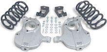 "2015-2020 GMC Denali 2wd 2/4"" Lowering Kit - MaxTrac KS331524"