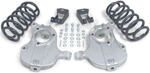 "2015-2020 GMC Denali 2wd (With Autoride) 2/4"" Lowering Kit - MaxTrac KS331624A"