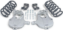 "2015-2020 GMC Yukon XL 2wd 2/4"" Lowering Kit - MaxTrac KS331524XL"
