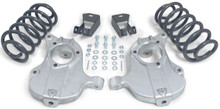 "2015-2020 Chevy Suburban 2wd 2/4"" Lowering Kit - MaxTrac KS331524XL"