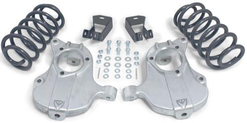 "2015-2020 Chevy Suburban 2wd 2/4"" Lowering Kit - MaxTrac KS331524XL"