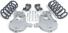 "2015-2019 GMC Yukon Denali XL 2wd 2/4"" Lowering Kit - MaxTrac KS331524XL"