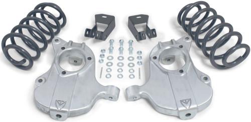 """2015-2020 GMC Yukon Denali XL 2wd 2/4"""" Lowering Kit - MaxTrac KS331524XL"""