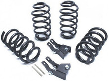 "2015-2019 Chevy Suburban 2wd/4wd 2/4"" Lowering Kit - MaxTrac K331524XL"