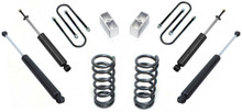 "1982-2004 Chevy S-10 Blazer 2/3"" Lowering Kit  - MaxTrac K330123"