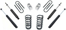 "1982-2004 Chevy S-10 Blazer 3-4"" Lowering Kit - MaxTrac K330134"