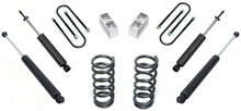 "1982-2004 GMC Sonoma 2wd 3-4"" Lowering Kit - MaxTrac K330134"