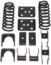 "3/""-5/""Rear Shock Extender Kits for Chevy Silverado C1500 GMC Sierra C1500 2WD 1988-1998"