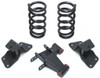 "1999-2006 GMC Sierra 1500 2wd 2/4"" Lowering Kit W/ No Shocks - MaxTrac K330924-NS"