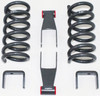 """1998-2009 Ford Ranger 2wd 2/3"""" Lowering Kit - MaxTrac K333023"""