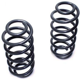 """2000-2006 Chevy Tahoe 2wd/4wd 3"""" Rear Lowering Coils - MaxTrac 271030"""