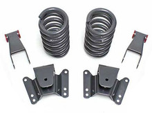 "1973-1987 Chevy C10 2wd 2/4"" Lowering Kit W/ No Shocks - MaxTrac KH331124-NS"