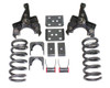 "1988-1998 Chevy Silverado 1500 2wd 3/5"" Lowering Kit - MaxTrac KS330535"