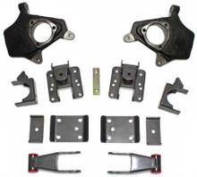 Maxtrac For 2007-2016 Silverado// Sierra 2WD//4WD Suspension Rear Flip Kit 301360