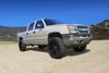 "1999-2006 Chevy Silverado 1500 2wd 5"" Econ Lift Kit W/ Shocks - MaxTrac K880953SP Installed Front"