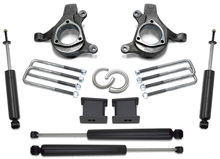 "1999-2006 Chevy Silverado 1500 2wd 5"" Econ Lift Kit W/ Shocks - MaxTrac K880953SP"
