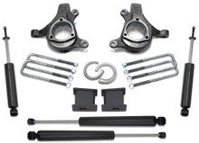 "1999-2006 GMC Sierra 1500 2wd 5"" Econ Lift Kit W/ Shocks - MaxTrac K880953SP"