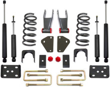 "2002-2008 Dodge RAM 1500 2wd 2/4"" & 2/5"" Lowering Kit W/ Shocks - MaxTrac K332124"