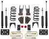 "2002-2008 Dodge RAM 1500 2wd 3/5"" Lowering Kit W/ Shocks - MaxTrac K332135"
