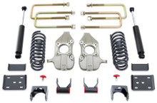"2015-2019 Ford F-150 2wd 3/5"" Lowering Kit W/ MaxTrac Shocks - MaxTrac K333235"