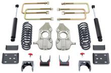 """2015-2021 Ford F-150 2wd 3/5"""" Lowering Kit W/ MaxTrac Shocks - MaxTrac K333235"""