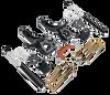 """2015-2020 Chevy Colorado 2wd 6.5"""" Lift Kit W/ Shocks - MaxTrac K880463"""