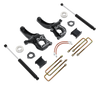"2015-2020 GMC Canyon 2wd 6.5"" Lift Kit W/ Shocks - MaxTrac K880463"
