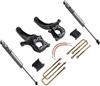 """2015-2020 GMC Canyon 2wd 4/2"""" Lift Kit W/ Fox Shocks - MaxTrac K880442F"""