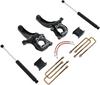 """2015-2020 Chevy Colorado 2wd 4/2"""" Lift Kit W/ Shocks - MaxTrac K880442"""