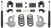 "2016.5-2018 GM 1500 2wd (Extended / Crew Cab) 4/6"" MaxPro Lowering Kit - MaxTrac KA331546-8"