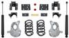 """2016.5-2018 GMC Sierra 1500 2wd (1pc Drive Shaft) 4/6"""" Lowering Kit - MaxTrac KA331546"""