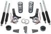 "2009-2018 Dodge RAM 1500 V6 & Eco Diesel 2wd 6.5"" Lift Kit W/ Bilstein Shocks - MaxTrac K882465B"