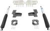 """2015-2021 Ford F-150 2wd 2.5"""" Front 4"""" Rear Lift Kit W/ Bilstein Rear Shocks - MaxTrac 903240B"""