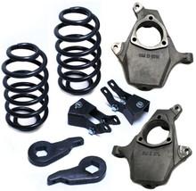 """2000-2006 GMC Denali 2wd/4wd 3/4"""" Lowering Kit - MaxTrac KS331034"""