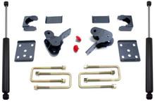 """2015-2018 Ford F-150 2wd/4wd 4"""" Flip Kit W/ Hangers And Rear MaxTrac Shocks - MaxTrac 203240"""