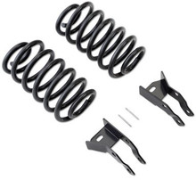 """2007-2014 Chevy Tahoe 2wd/4wd 4"""" Rear Lowering Kit - MaxTrac 201240"""