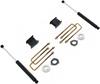 "2015-2020 Chevy Colorado 2wd 2.5/3"" Lift Kit W/ Rear MaxTrac Shocks - MaxTrac 900430"