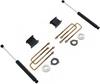 "2015-2020 GMC Canyon 2wd 2.5/3"" Lift Kit W/ Rear MaxTrac Shocks - MaxTrac 900430"