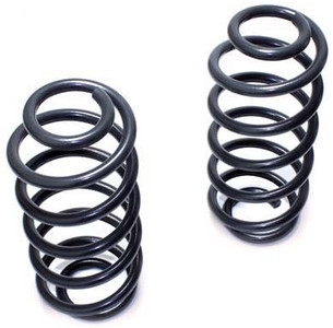 """2015-2020 Chevy Tahoe 2wd/4wd 4"""" Rear Lowering Coils - MaxTrac 271040"""