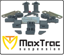 2014-2016 Chevy Silverado 1500 4WD W/ Cast Steel Suspension Misc. Brackets & Hardware - MaxTrac 941570-3