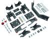 """2014-2018 GMC Sierra 1500 (Long Wheel Base) 3-4"""" Adj. Rear Flip Kit W/ Shock Extenders And Carrier Bearing - MaxTrac 201540LB"""