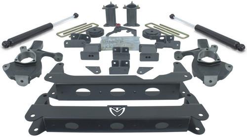 """2014-2016 GMC Sierra 1500 4wd W/ Cast Steel Suspension 7/5"""" Lift Kit W/ MaxTrac Shocks - MaxTrac K941570"""