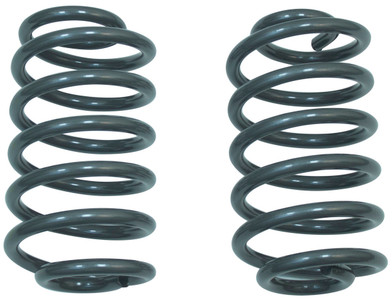 "1965-1972 GMC C10 2wd 4"" Rear Lowering Coils - MaxTrac 271140"