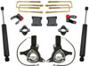 "2016-2018 GMC Sierra 1500 2wd W/ Stamped Steel And Aluminum Suspension 7""/4"" Lift Kit W/ MaxTrac Shocks - MaxTrac K881575"