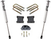 "2004-2020 Nissan Titan 2wd  4"" Rear Lift Kit W/ FOX Shocks - MaxTrac 905340F"