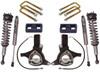 """2007-2018 GMC Sierra 1500 2wd W/ Cast Steel Suspension 5.5""""/3"""" Lift Kit W/ FOX Shocks - MaxTrac K881364F"""