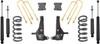 """1998-2009 Ford Ranger 2wd 6 Cyl 6/3"""" Lift Kit - MaxTrac K883053-6"""